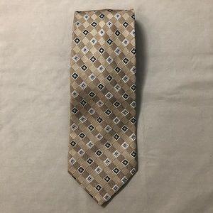 Bruno Piattelli Silk Tie- Pure Silk Made in USA